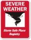 StormSafePlaceRegistry